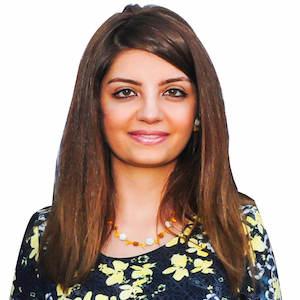 Dr. Aida Berenjian